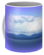 Clouds Puget Sound Coffee Mug