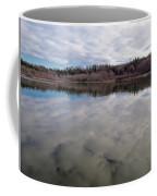 Clouds Reflect Coffee Mug