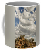Clouds Rising Palm Springs Coffee Mug