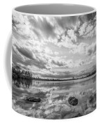 Clouds Touching The Water Coffee Mug