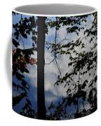 Clouds Tree Water Coffee Mug