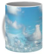 Cloudscape A Fine Day Coffee Mug