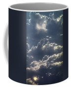 Cloudscape And River Coffee Mug