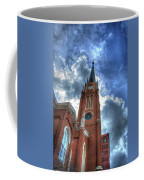 Cloudy Assumption Coffee Mug