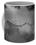Cloudy Bridge Coffee Mug