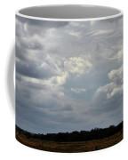 Cloudy Day At Dinenr Island Ranch Coffee Mug