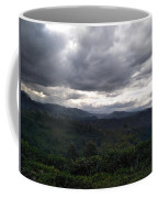 Cloudy Environment  Coffee Mug