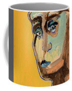 Cloudy Look Coffee Mug