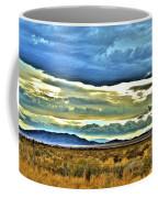 Cloudy Sunday Drive Coffee Mug