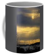 Cloudy Sunrise 4 Coffee Mug