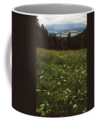 Cloudy Tatra Mountains Coffee Mug