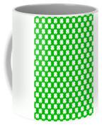 Clover Titled  - Pattern Coffee Mug