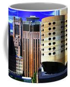 Cloverleaf Building Coffee Mug