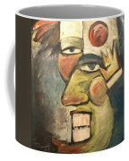 Clown Painting Coffee Mug