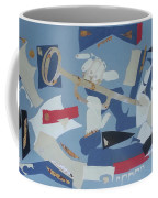 Clown Trumpet Coffee Mug