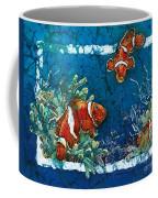 Clowning Around - Clownfish Coffee Mug