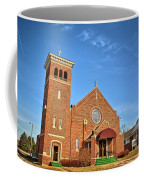 Clutier Community Center Coffee Mug
