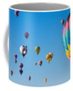 Cluttered Sky Coffee Mug