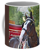 Clydesdale At Esp Coffee Mug