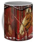 Clydesdale Ripped Coffee Mug