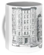 Co-op Building Coffee Mug