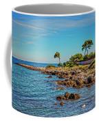 Coast At Antibes France Dsc02221 Coffee Mug