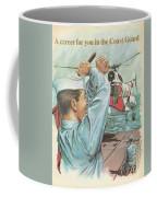 Coast Guard Career Coffee Mug
