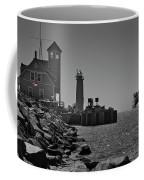 Coast Guard Station  Coffee Mug