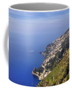 Coast Of Amalfi Coffee Mug