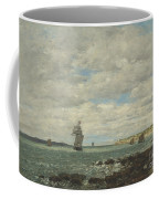 Coast Of Brittany Coffee Mug