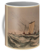 Coast Stormy Sea Coffee Mug