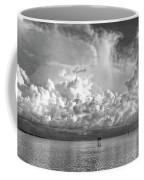 Coastal Clouds 2 Coffee Mug