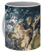 Coastal Crevices Coffee Mug