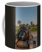Coastal Fortification Coffee Mug
