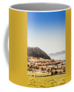 Coastal Tasmanian Town Coffee Mug
