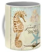 Coastal Waterways - Seahorse Serenity Coffee Mug