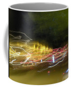 Coaster Of Lights Coffee Mug
