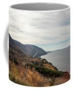 Coastline At Cape Breton Highlands National Park, Nova Scotia, C Coffee Mug