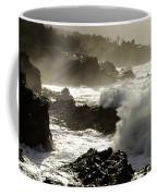 Coastline Oregon Coffee Mug