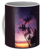 Coastline Palms Coffee Mug