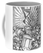Coat Of Arms Of The House Of Dbcrer 1523 Coffee Mug