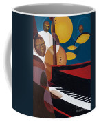 Cobalt Jazz Coffee Mug