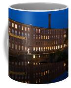 Cocheco Mills At Twilight Dover New Hampshire Coffee Mug