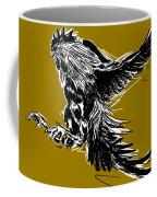 Cock Bw II Transparant Coffee Mug