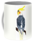 Cockatiel 1 Coffee Mug