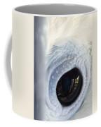Cockatiel Eye Coffee Mug