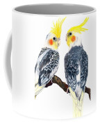 Cockatiels Coffee Mug