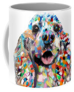 Cocker Spaniel Head Coffee Mug