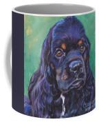Cocker Spaniel Head Study Coffee Mug