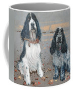Cocker Spaniels Coffee Mug